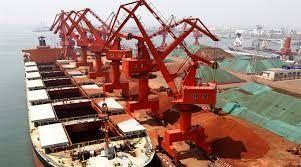 کاهش قیمت سنگ آهن به دلیل افت شدید قیمت فولاد در چین