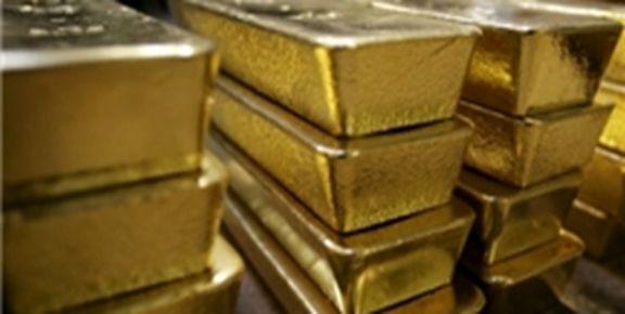 قیمت طلای جهانی17 دلار سقوط کرد