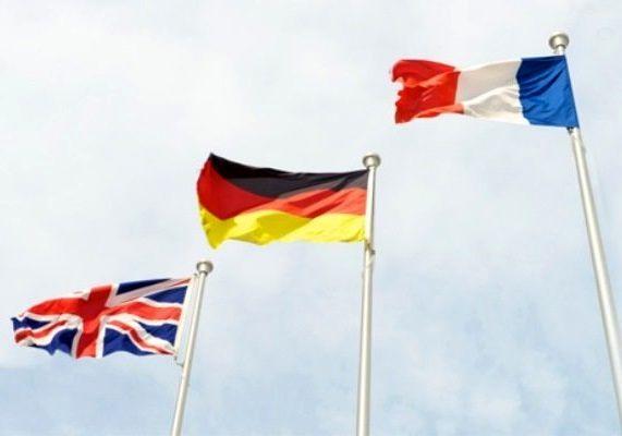 سه کشور اروپایی خواستار بازگشت ایران به برجام شدند