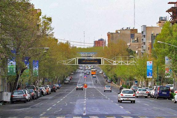 خیابانهای مطهری و بهشتی از گزینههای محتمل خیابان کامل هستند