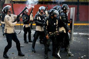 23 کشته بر اثر شورش در بازداشتگاهی در ونزوئلا