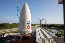 پرتاب مریخ نورد ناسا (Mars 2020 Perseverance) از پایگاه فضایی کیپ کاناورال در فلوریدا به فضا