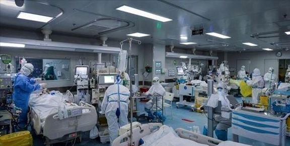 بستری بیماران کرونایی در تهران روزانه به بیش از 1000 نفر میرسد