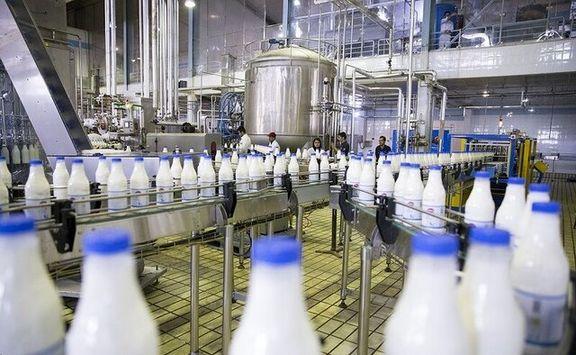 یک سال گذشته بیش از 8 میلیون لیتر شیر تولید شد