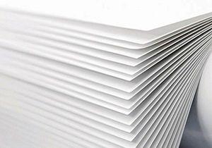 قیمت هربسته کاغذ A۴ داخلی ۴۰ هزار تومان / هر بسته وارداتی ۶۰ هزار تومان