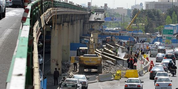 پل گیشا برداشته می شود/اتمام زیرگذر و اصلاح نقشه تا پایان سال