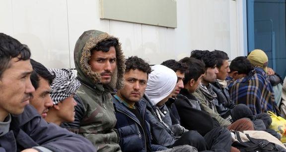 انتقاد از وزارت کشور به دلیل ورد افغانی ها به کشور