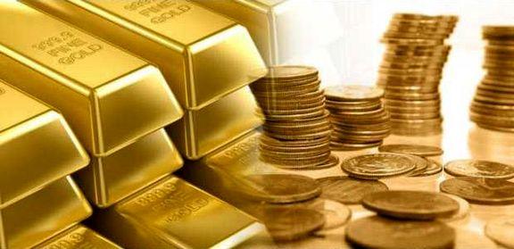 سکه 2 میلیون و 537 هزار تومان / هر گرم طلای 18 عیار 209 هزار تومان است