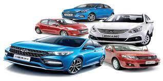 سبقت خودروهای ایرانی از چینیها !