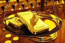 قیمت طلا در اولین روز معاملات هفته کاهشی شد