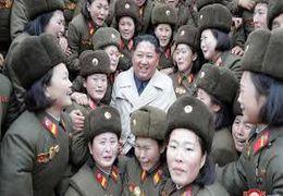 برگزاری جشن سال نوی قمری در کره شمالی + فیلم