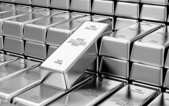بازده طلایی نقره در سال ۲۰۲۰/ روزگار سیاه نفت با ثبت کمترین بازدهی