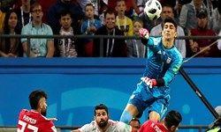 بیرانوند ششمین دروازه بان برتر جام جهانی شد