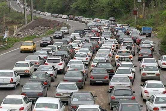 جاده هراز به دلیل عملیات کارگاهی امشب مسدود است