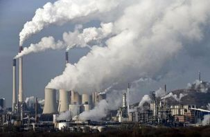 دلیل بوی نامطبوع تهران می تواند سوخت استفاده شده در سیمان سازی ها اطراف تهران باشد