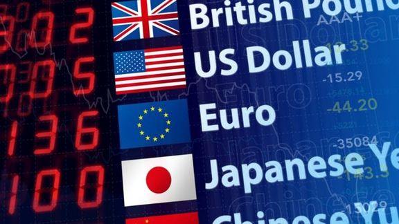 آخرین وضعیت ارزهای جهانی پس از سخنان رئیس فدرال رزرو