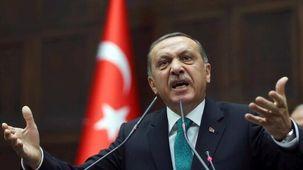 اردوغان توافق دولت سوریه با شبهنظامیان کُرد را  «توافق کثیف» خواند