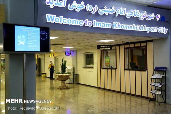 هیچ مسافری حق ورود به فرودگاه امام بدون جواب تست کرونا منفی را ندارد