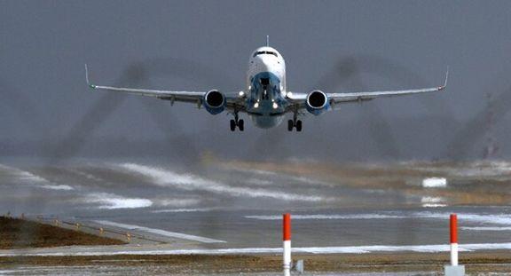 یک هواپیمای بوئینگ در روسیه به مشکل خورد