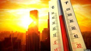 هواشناسی از بالا رفتن دمای دو استان به بالای 50 درجه خبر داد