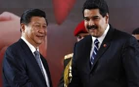 خلاف جریان عمل کردن چین در برابر ونزوئلا