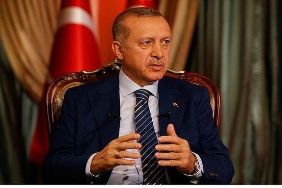 اردوغان:  برای حفظ امنیت مردم ارتش ترکیه بدون شک اقدامی همانند ۴۵ سال پیش را تکرار می کند