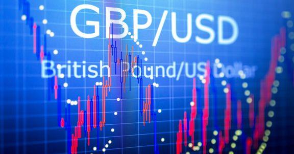 کاهش شدید پوند در برابر دلار در معاملات امروز بازار ارز