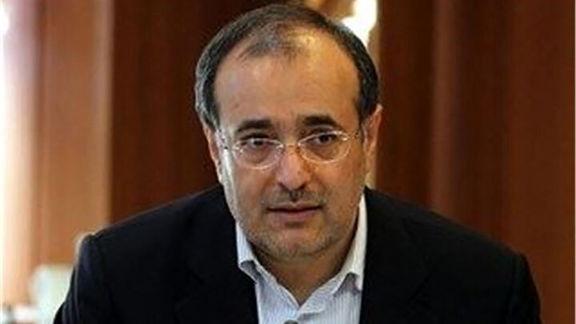 مهدی غضنفری رئیس صندوق توسعه ملی شد