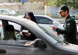 رئیس پلیس تهران از نحوه گزارش بدحجابی گفت + فیلم