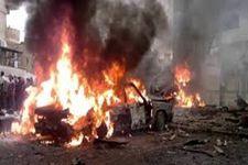 انفجار یک دستگاه خودروی بمب گذاری شده در عراق