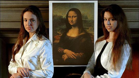 ادعای دو خواهر ایتالیایی: نوه مستقیم مونالیزا هستیم