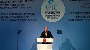 صحبت های اردوغان درباره کمک به مسلمانان