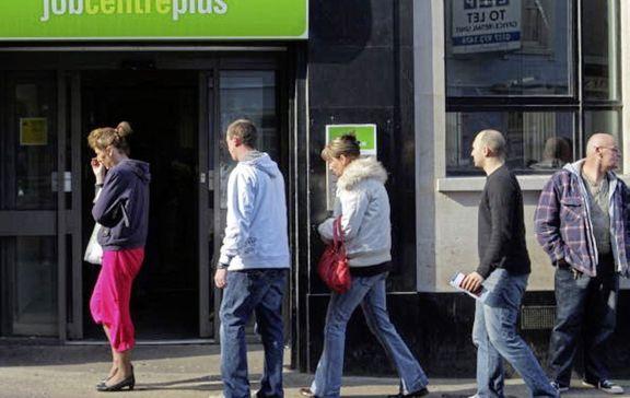 نرخ بیکاری در بریتانیا افزایش یافت / تعداد بیکاران به 1 میلیون و 329 هزار نفر رسید