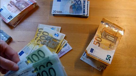 یورو در صرافیهای بانکی به 15 هزار تومان رسید