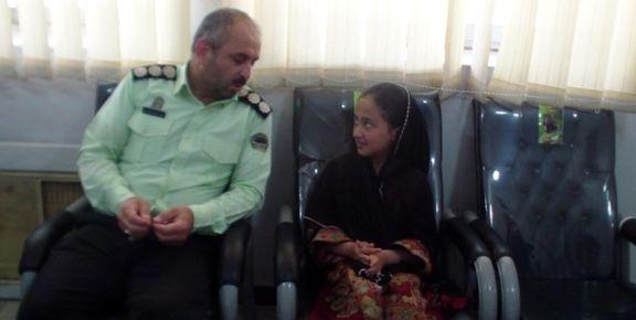 باران شیخی به آغوش خانواده بازگشت