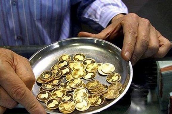 قیمت سکه به ۱۰ میلیون و ۳۰ هزار تومان رسید