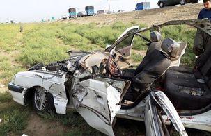 تلفات جاده ای در یکسال گذشته چقدر خسارت به همراه داشته است؟