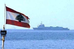 قایق جنگی رژیم صهیونیستی وارد ابهای لبنان شدند