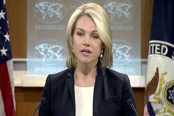 سخنگوی وزارت خارجه آمریکا گزینه اصلی جانشینی هیلی در سازمان ملل