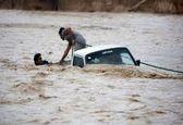 جدیدترین تصاویر از سیل دیروز قوچان در خراسان رضوی