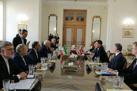 مهمترین موارد گفتگوی محمد جواد ظریف با جرمی هانت وزیر خارجه انگلیس / برجام، توافق هسته ای، دوتابعیتی های انگلیسی  و سازوکار مالی ایران و اروپا