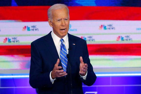عذرخواهی جو بایدن از هوادارانش / اظهارت نژادپرستانه بایدن کار دستاش داد