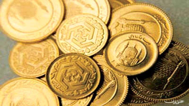 کاهش قیمت سکه، طلا، ارز در بازار معاملات تهران