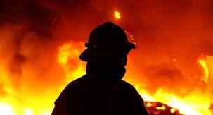 جزئیات آتشسوزی در یکی از بلوکهای مسکن مهر مرودشت
