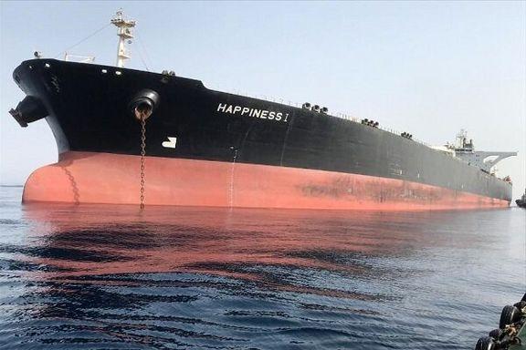 تمامی تفنگداران نیروی دریایی انگلیس از نفتکش توقیف شده ایرانی خارج شدند