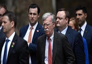 بولتون:  آمریکا خواهان گفتگو با تهران است