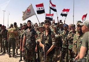 سوریه شهر خان شیخون را به کنترل خود در آورد