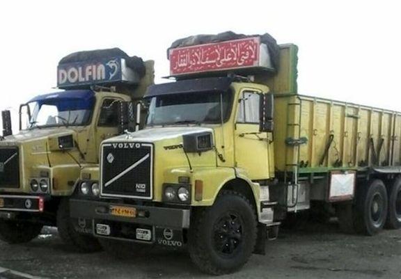 تردد کامیونها در شهر تهران در ایام تاسوعا و عاشورا ممنوع است