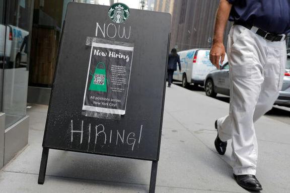 یک میلیون فرصت شغلی در امریکا بدون متقاضی ماند