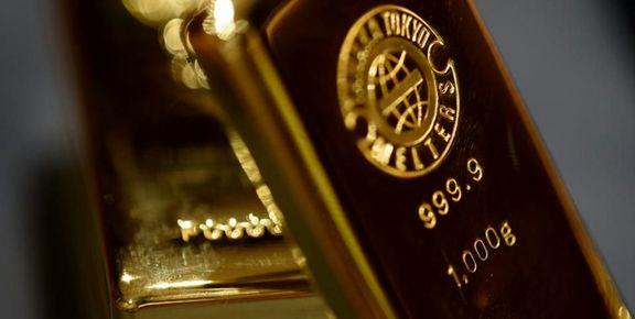 طلای جهانی افزایش یافت/ هر اونس 1493.55 دلار